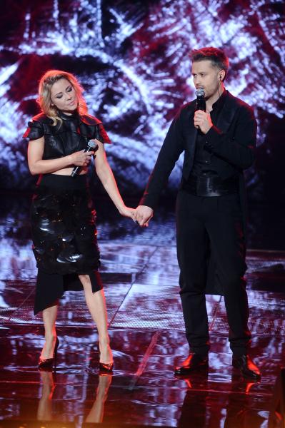 Anna Karwan i Maciej Zakościelny
