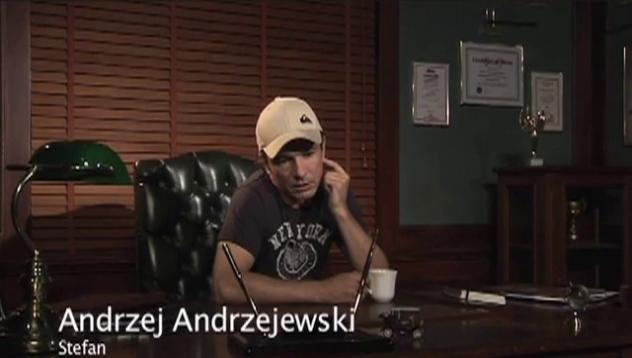Andrzej Andrzejewski Jestem sympatycznym człowiekiem