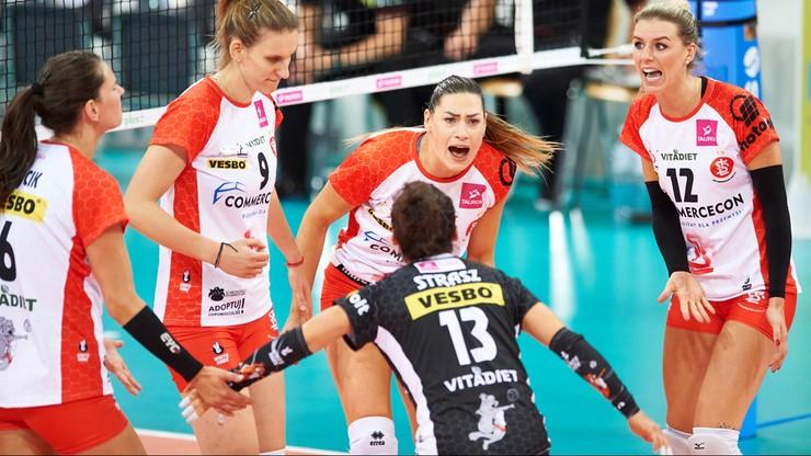 TAURON Liga: ŁKS Commercecon Łódź - Energa MKS Kalisz. Transmisja w Polsacie Sport