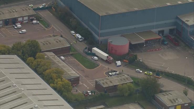 Wielka Brytania: w ciężarówce znaleziono 39 ofiar