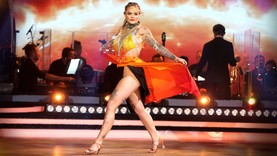 Dancing with the Stars. Taniec z Gwiazdami - sezon 10, odcinek 7