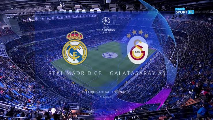 2019-11-06 Real Madryt - Galatasaray 6:0. Skrót meczu