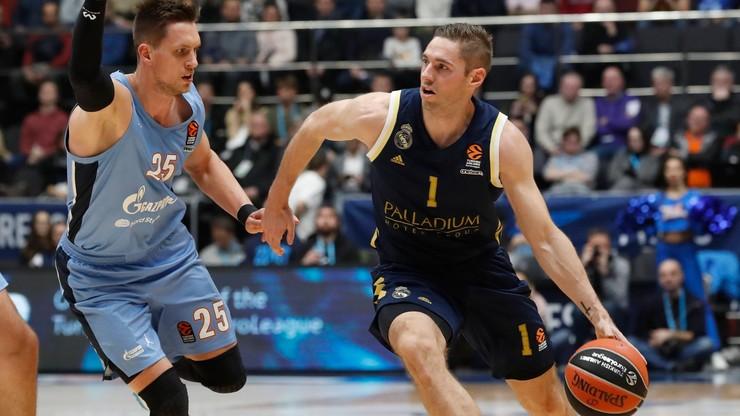 Przełożono dwa mecze w Eurolidze koszykarzy