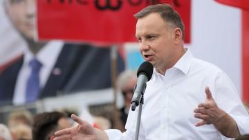 Nowy sondaż prezydencki. Jeden z kandydatów zbliża się do Andrzeja Dudy