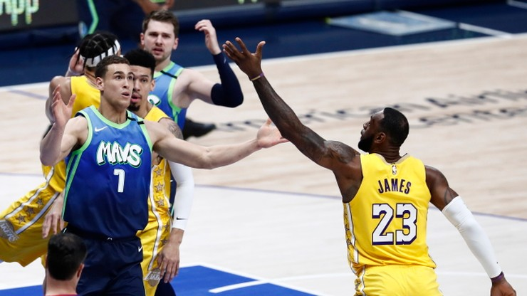 NBA: James przyćmił Doncica i pobił rekord Jordana