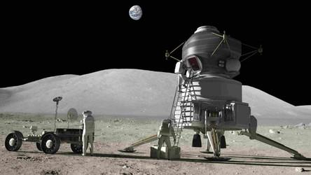 28.01.2020 08:00 Na Księżyc jednak w 2028 roku? Zostało za mało czasu na przygotowania