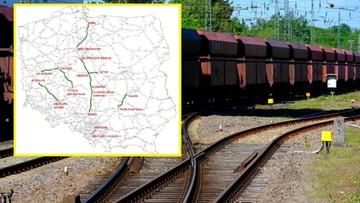 Pociągi w Polsce będą cichsze. Sprawdź, gdzie