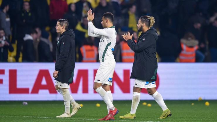 Puchar Francji: Awans Saint-Etienne do finału dzięki bramce w końcówce
