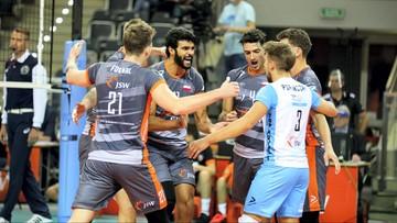 Kwalifikacje Ligi Mistrzów: Jastrzębski Węgiel - Draisma Dynamo Apeldoorn. Relacja i wynik na żywo