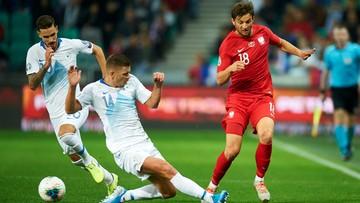 El. Euro 2020: Ze Słowenią od czterech meczów bez wygranej
