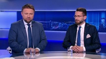 """""""Mamy do czynienia z jednym wielkim skandalem, sytuacją żenującą"""". Kierwiński o sprawie Banasia"""