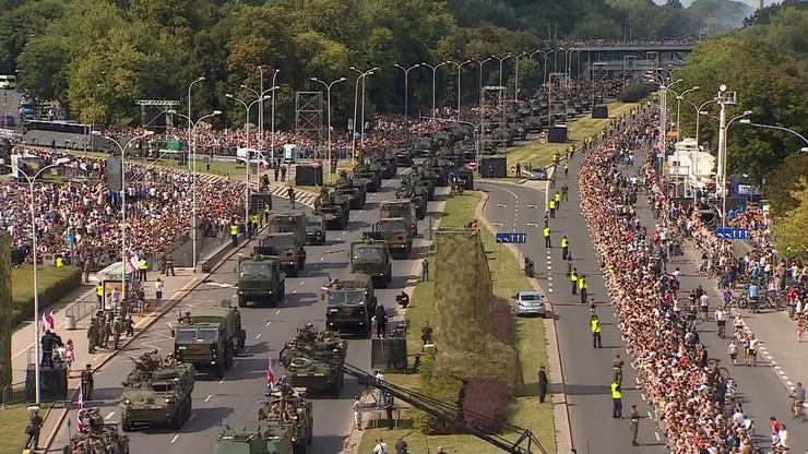 Wojskowa defilada 15 sierpnia odwołana