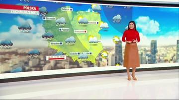 Prognoza pogody - piątek, 30 października