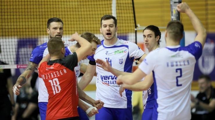 Liga Mistrzów siatkarzy: Knack Roeselare – Verva Warszawa Orlen Paliwa. Relacja i wynik na żywo
