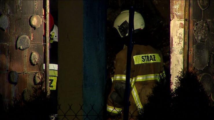 Śmiertelna ofiara pożaru w Tomaszowie Mazowieckim