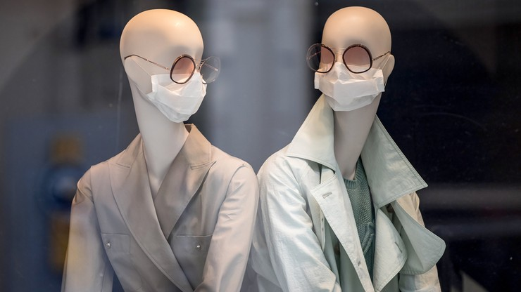 Moda w czasach pandemii