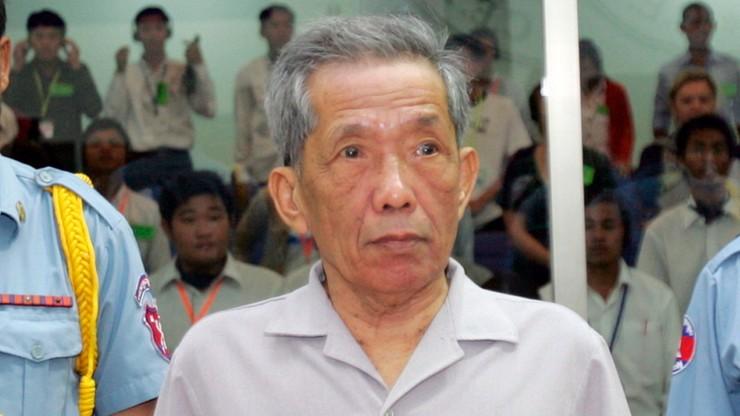 Zmarł Kaing Guek Eav, były naczelnik więzienia reżimu Czerwonych Khmerów
