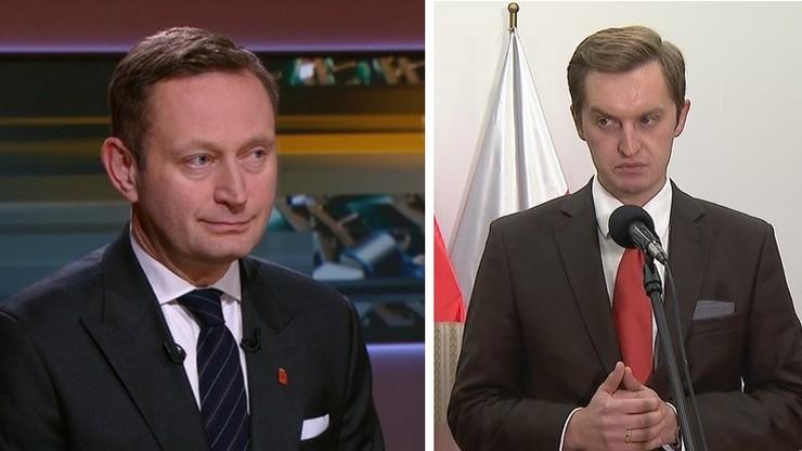 Paweł Rabiej i Sebastian Kaleta zakażeni koronawirusem