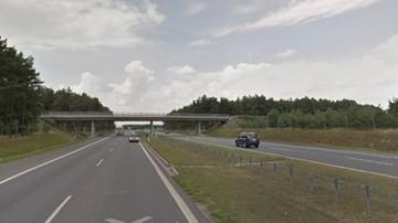Seria wypadków i kolizji na A4 w Gliwicach