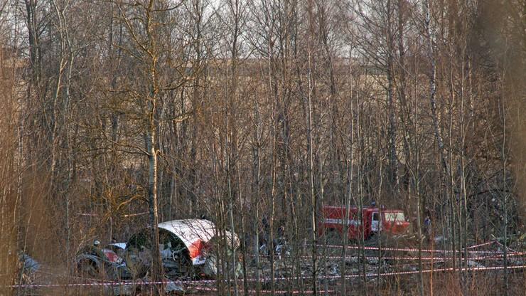 Kolejne badania Tu-154M. Polacy w Smoleńsku
