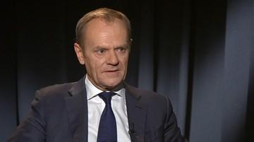 """Tusk apeluje o przełożenie wyborów. """"Nawet Putin zrozumiał"""""""