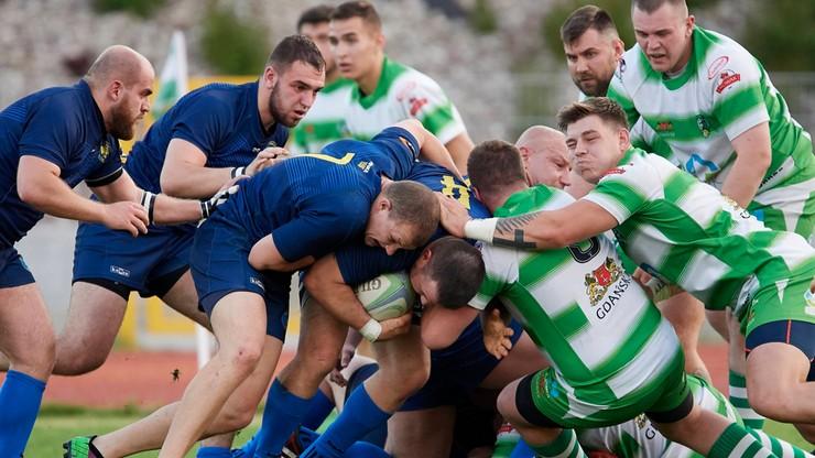 Ekstraliga rugby. Biało-czerwone derby Trójmiasta