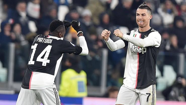 Puchar Włoch: Juventus - AS Roma. Relacja na żywo