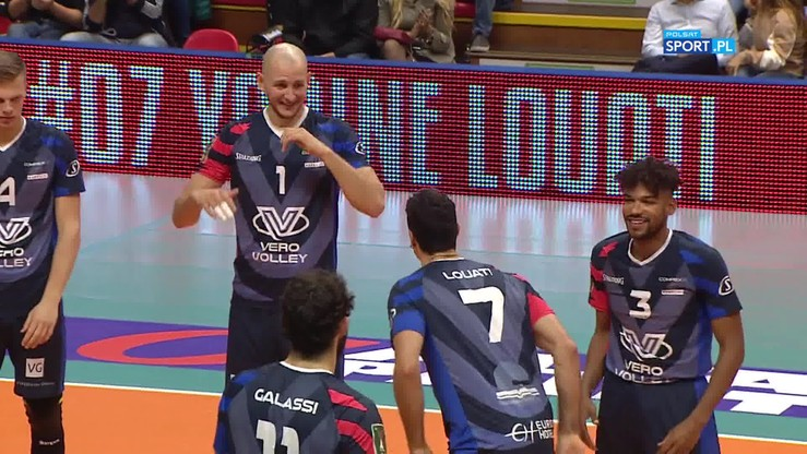 Debiut Kurka w Vero Volley Monza