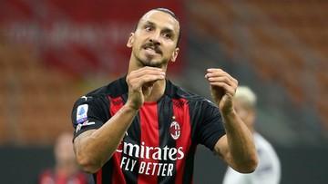 Zlatan Ibrahimović zakażony koronawirusem! Nie zagra w meczu kwalifikacji Ligi Europy