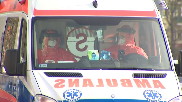 18-latek wyskoczył z okna szpitala. Miał koronawirusa