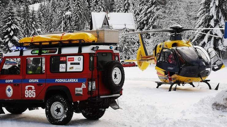 Trudne warunki w górach. Ratownicy GOPR ratują zagubionych