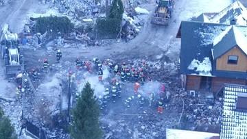 Walka z czasem w Szczyrku. Akcja ratowników na ujęciach z drona