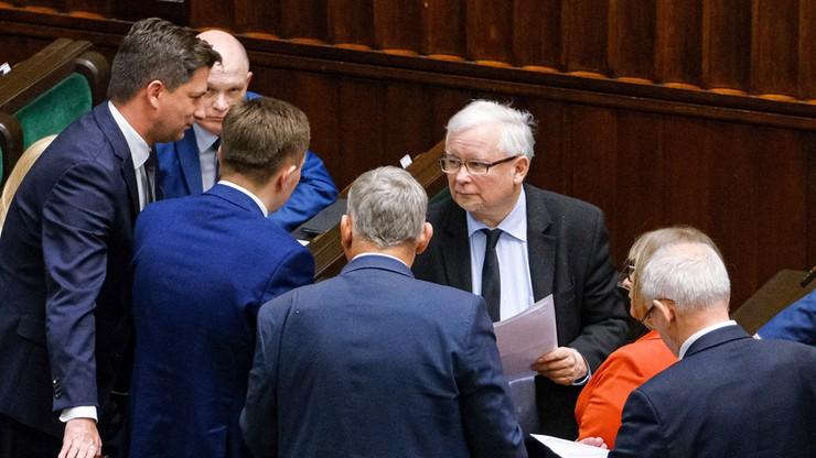 Jarosław Kaczyński napisał list do członków PiS. Chodzi o prezydenta
