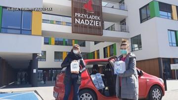 Polscy przedsiębiorcy włączają się do walki z koronawirusem