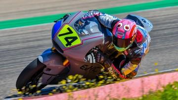 Biesiekirski testuje Moto2 w Aragonii