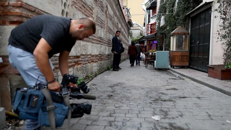 Śmierć brytyjskiego oficera w Turcji