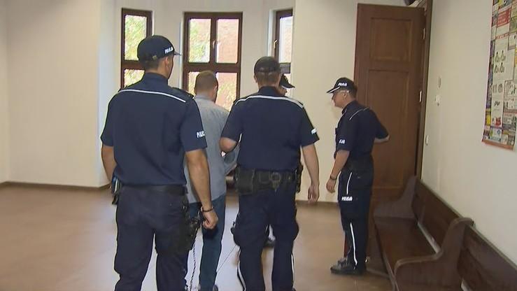 Trzy miesiące aresztu dla byłego strażnika miejskiego. Przyznał się do uduszenia ciężarnej żony