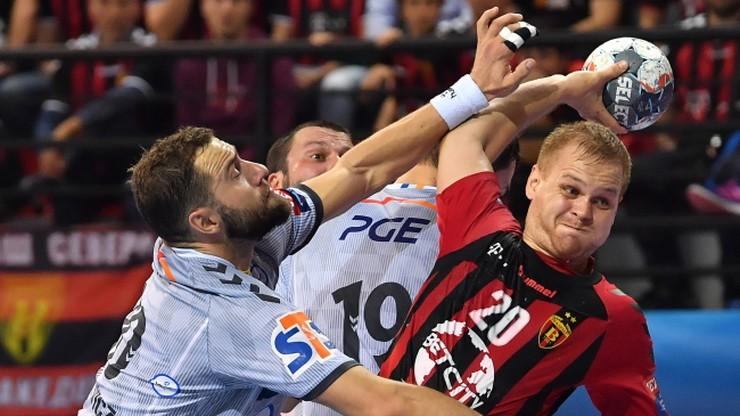 Liga Mistrzów: Wyjazdowy remis PGE VIVE Kielce z Vardarem Skopje