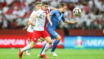El. Euro 2020: Korzystny bilans Polski z Izraelem