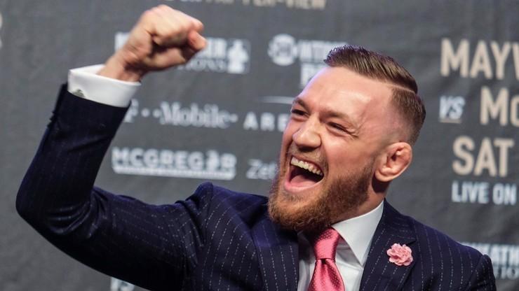 UFC: McGregor zdeklasował legendy! Duża różnica na liście zarobków
