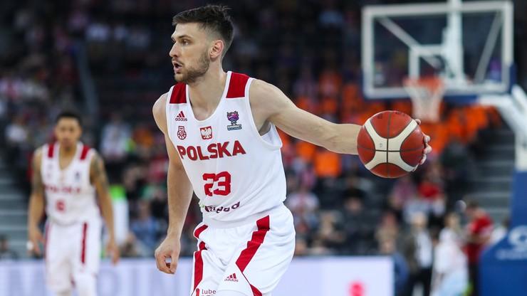 Reprezentant Polski podbija niemiecką ligę koszykarzy
