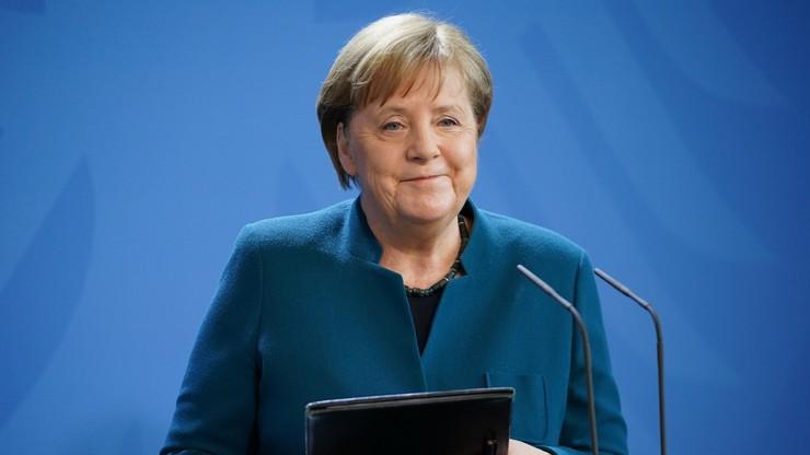 Jest wynik drugiego testu Angeli Merkel na obecność koronawirusa