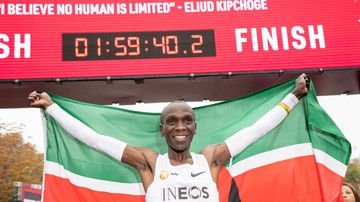 World Athletics: Kipchoge, Warholm i Kendricks wśród finalistów