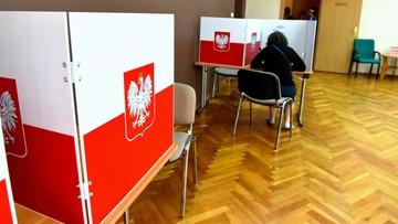 Frekwencja wyborcza. Podano dane z 99,69 proc. obwodów