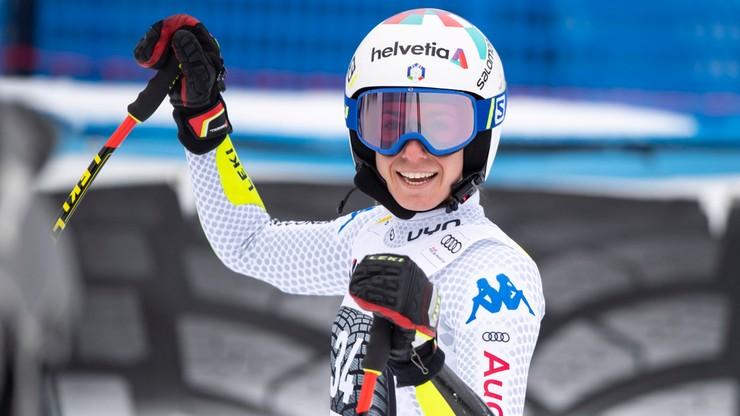 Alpejski PŚ: Pierwsze w karierze zwycięstwo Włoszki Bassino