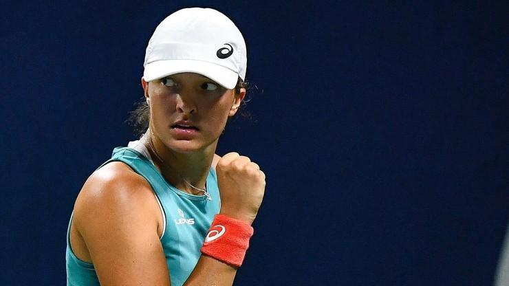 US Open - Świątek odpadła w 3. rundzie po przegranej z Azarenką