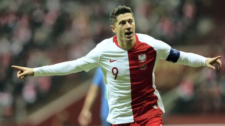 61 goli Lewandowskiego w reprezentacji Polski (WIDEO)