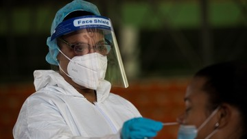 Milion śmiertelnych ofiar koronawirusa na świecie. Ponad 30 razy więcej zakażonych
