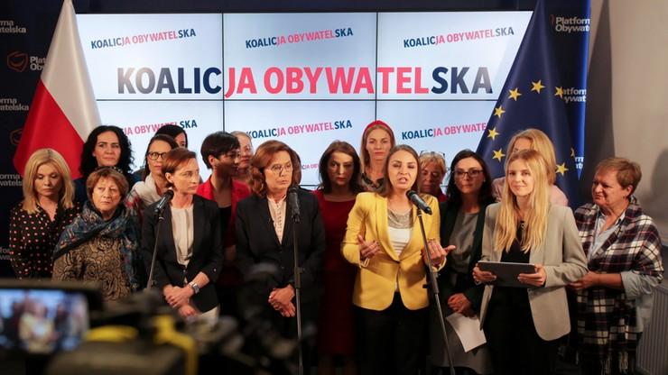 Kidawa-Błońska: potrafimy otwierać się na różne środowiska