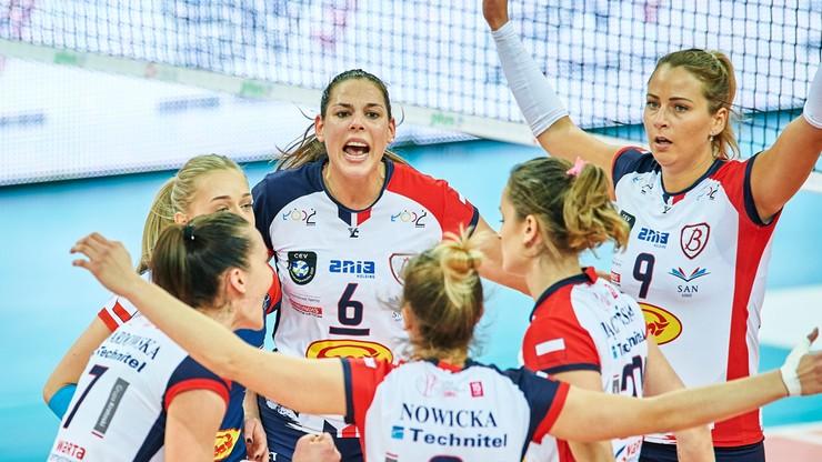 Liga Mistrzyń: Łódzki duet rozpoczyna rywalizację